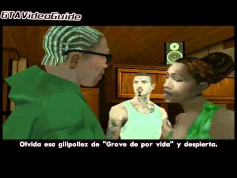Grand Theft Auto San Andreas - Mission 33 - King In Exile