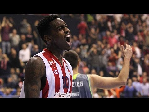 Play of the Night: Quincy Miller, Crvena Zvezda Telekom Belgrade