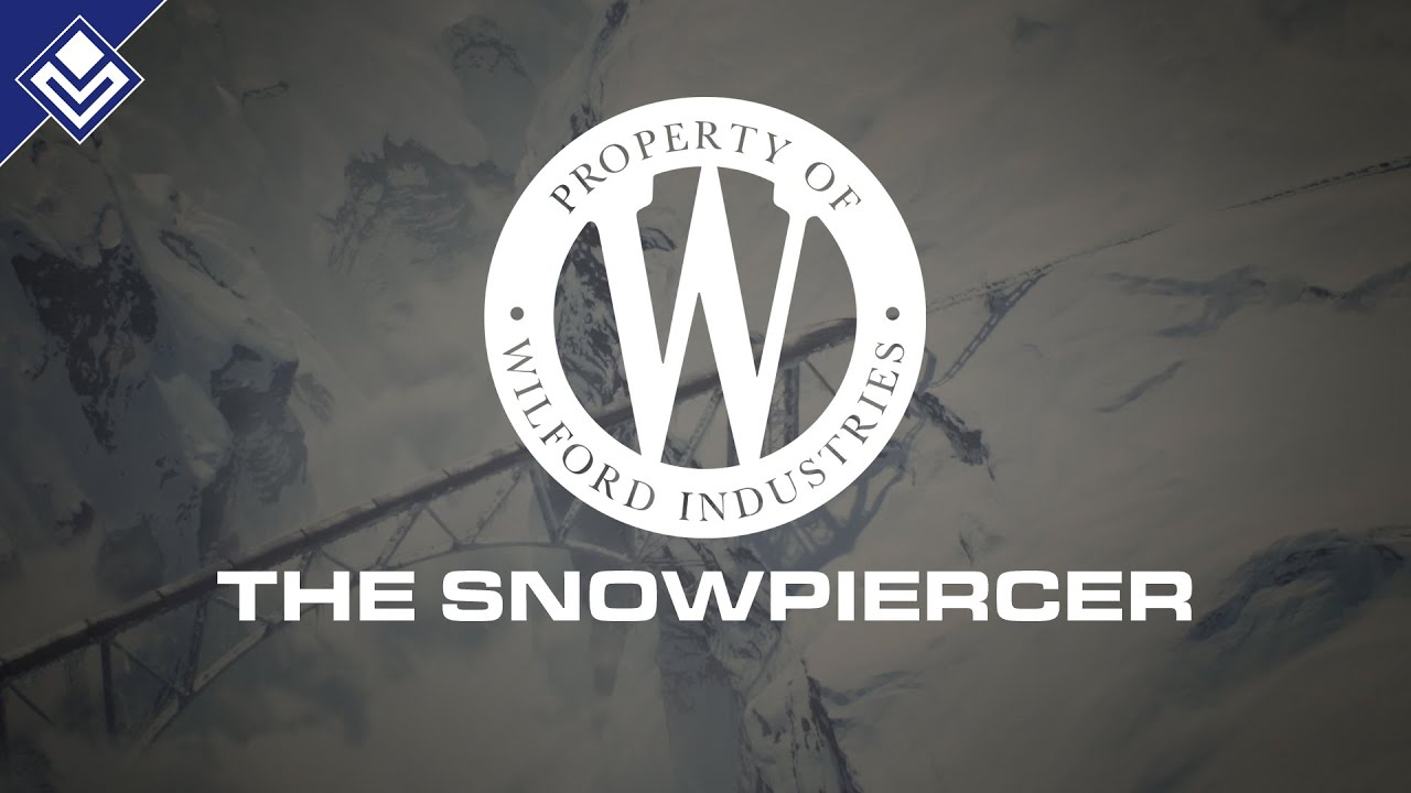Download Snowpiercer Train   Snowpiercer