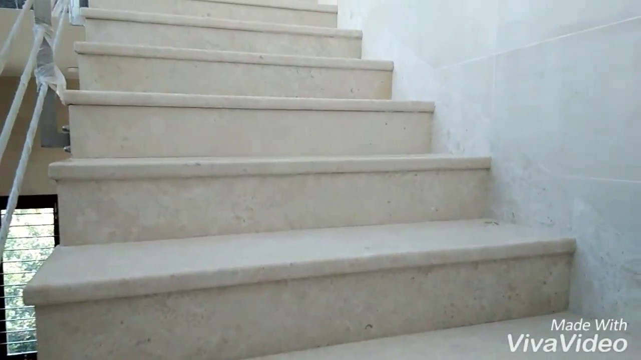 How Look Italian Marble Staircase Design