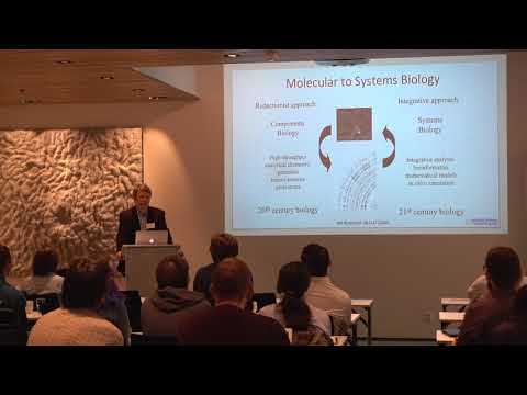 Volterra Lecture by Bernhard Palsson
