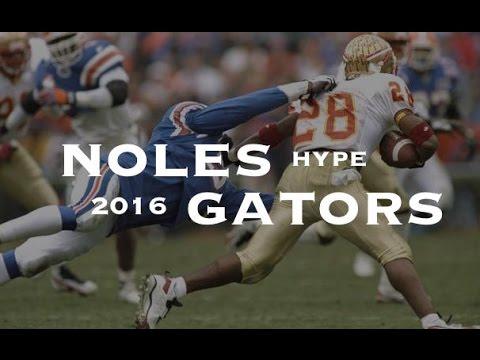 Florida State vs. Florida || 2016 Football Hype