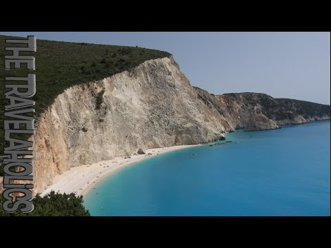Roadtrip Lefkas day 1 Ionian Islands Greece 4K UHD.