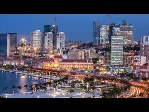 Luanda, capital of Angola,  important city, primary port, major industrial centre, cultural ,travel,
