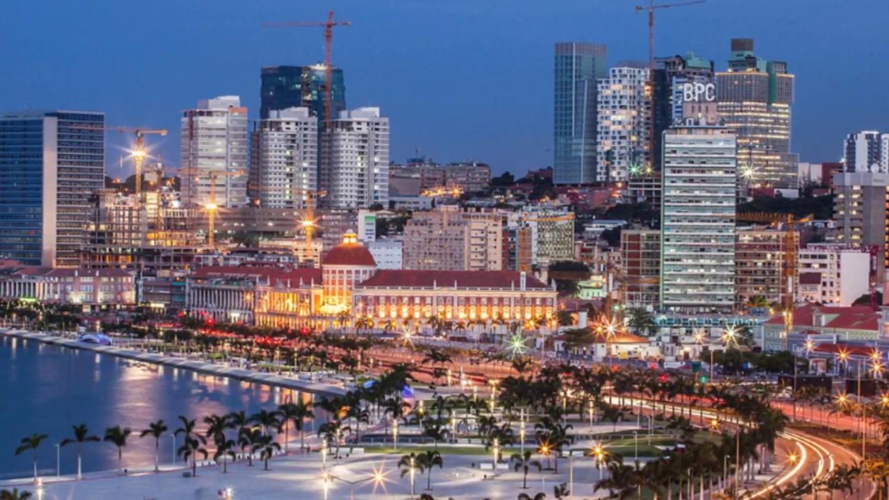 Luanda, capital of Angola, important city, primary port, major ...