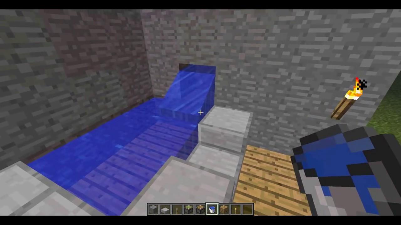 tuto comment faire une salle de bain dans minecraft youtube