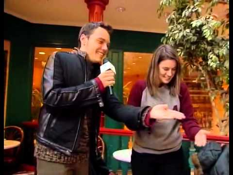 Tiziano Ferro interview in Norway (2003)