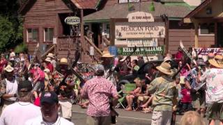 4th of july Truckee Parade Highlights