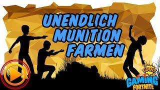 UNENDLICH MUNITION FARMEN - Fortnite Rette die Welt