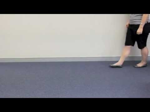 Straight Line Walking; A Balance Exercise Presented by Pivotal Motion Physiotherapy