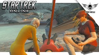 Glad I Wore the Red Shirt | Star Trek Online | Game Preview