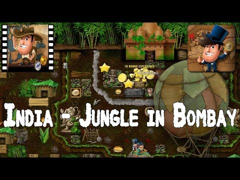 [~Around the World~] #3 India - Jungle in Bombay - Diggy's Adventure