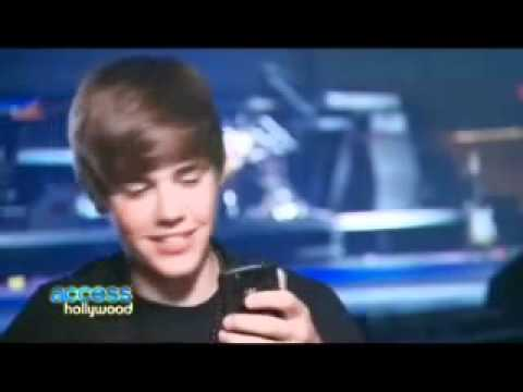 Justin Bieber: Access Hollywood Interview (part 2)