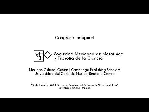 ICSMMyFC. 2° Participación; Dr. Sergio A. Gallegos (Metropolitan State University of Denver)