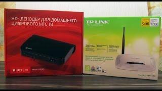 Интернет и Цифровое ТВ от МТС.