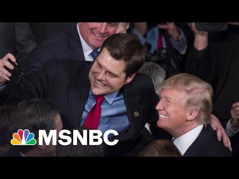 'Embarrassing Train Wreck': GOP Silent Amid Matt Gaetz's Sex Probe | The Beat With Ari Melber