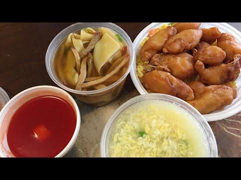 NO.1 CHINESE FOOD MUKBANG