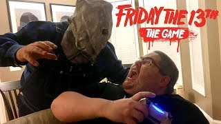 FRIDAY THE 13TH: THE GAME (IN REAL LIFE PRANK!)