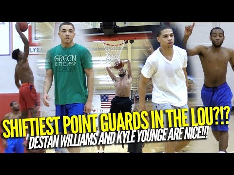 The Grind Doesn't Stop Pt. 2 | Open Gym feat. Kyle Younge, Destan Williams, Malek Davis and More!!!