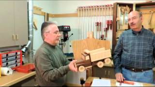 Woodcraft Magazine Issue #51- Entertaining Projects For Your Woodshop