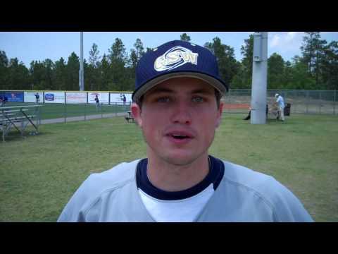 PBC Baseball Tournament Ryan Lackey