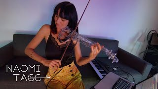 Ableton Live Looping with violin - eMcimbini cover