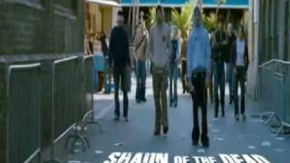 Shaun of the dead music video