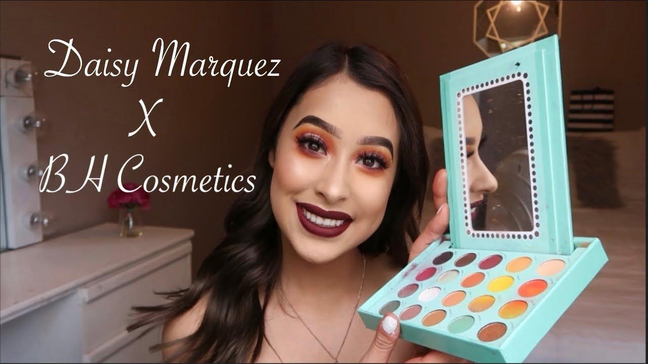 Amairani Fotos daisy marquez x bh cosmetics colorful look tutorial | amairani contreras