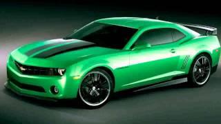 Chevrolet Camaro Chroma Videos