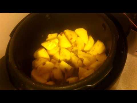 Как сварить картошку в мультиварке скороварке