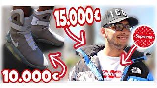 DER 10.000€ SCHUH 😱🔥💸 | WIE VIEL IST DEIN OUTFIT WERT IN BERLIN 😱🔥 | STREET UMFRAGE | MAHAN