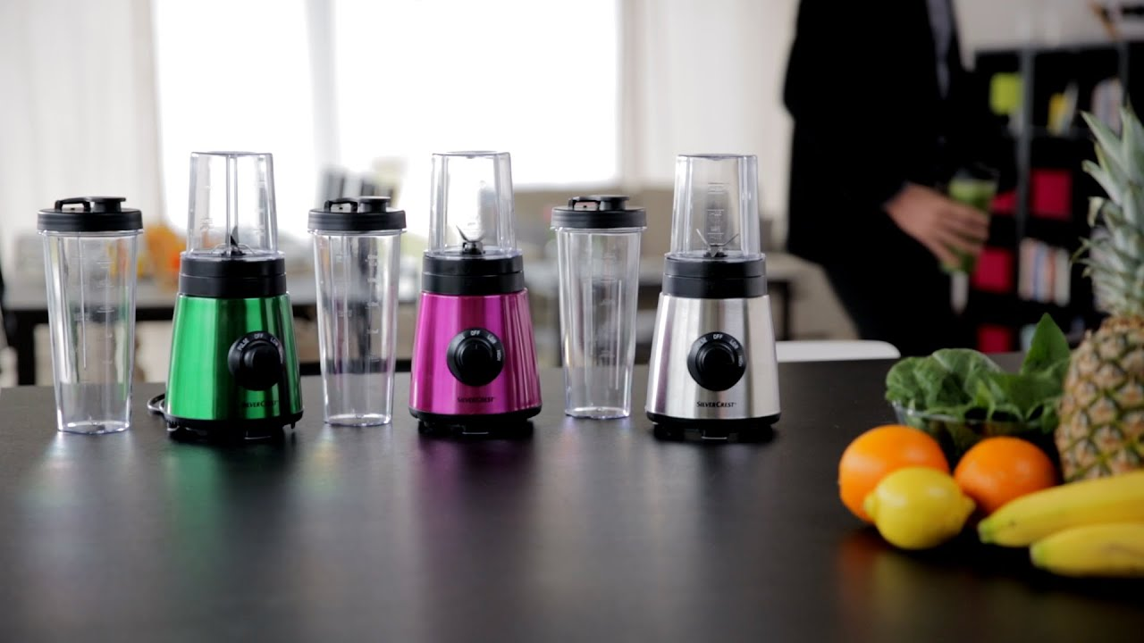 produktvideo silvercrest smoothie maker lidl lohnt doovi. Black Bedroom Furniture Sets. Home Design Ideas