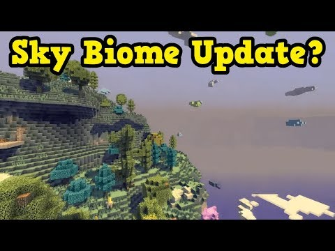 Minecraft 1.14 Sky Biome Update? & Is 360/PS3 Being Cancelled?