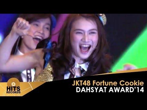 JKT48 - Fortune Cookies in Love [DahSyat Awards 2014]