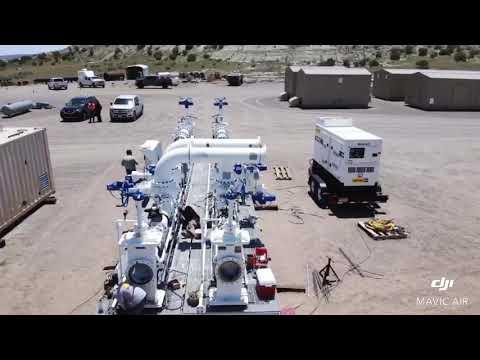 Custom Metering Skid Manufacturers - Integrated Flow Solutions