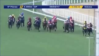 GP Cruzeiro do Sul(Brazilian Derby) 2017 -  Emperor Roderic Video
