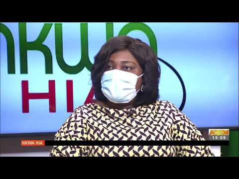 Children living with cancer - Nkwa Hia on Adom TV (15-2-21)