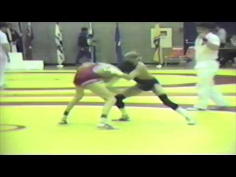 1987 National Espoir Championships Match 21
