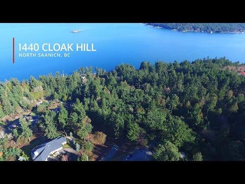 1440 Cloak Hill Road, North Saanich, BC