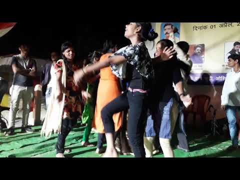 टपकी जाए जलेबी रस की.जबरदस्त डांस(ojhiyapur Mela Mahotsav 2019)