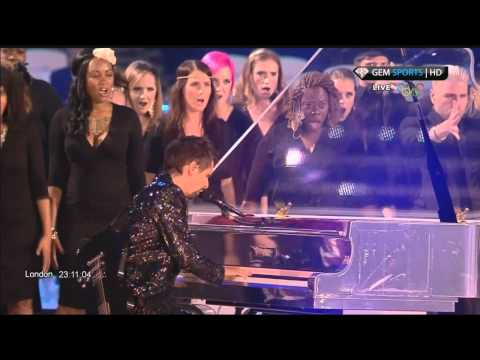 Muse Survival  Closing Ceremony Olympic Games London 2012