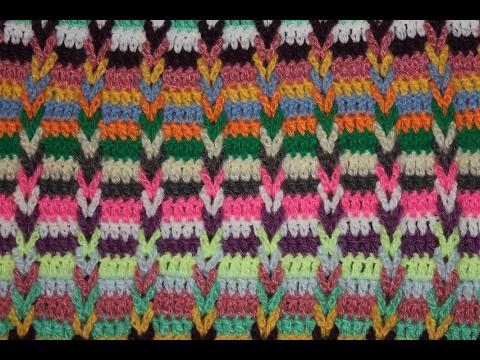 разноцветный узор косичка крючком коврик узором косичка куда