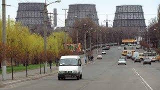 Промышленная пыль скрипит на зубах  Самый грязный город Украины   Кривой Рог