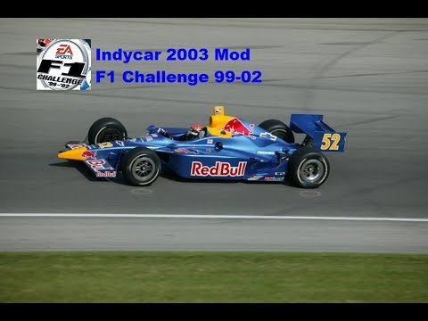 F1 Challenge Indycar 2003 Mod - Race At California Speedway