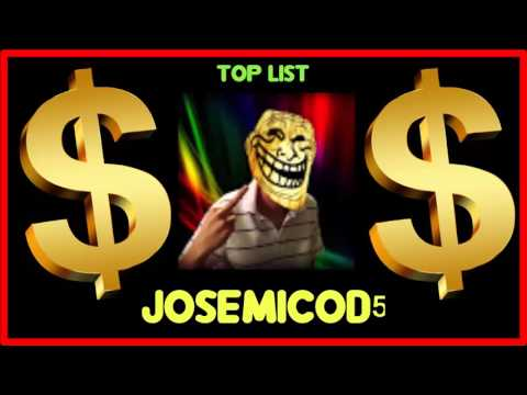 How much does Josemicod5 make on