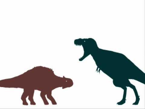 ASDC - Tarbosaurus vs Tarchia