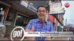 Ernie's Coffee Shop Featured on 'You Gotta Eat Here!' Food Network Canada