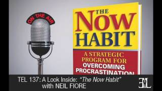 The Now Habit by Neil Fiore TEL 137