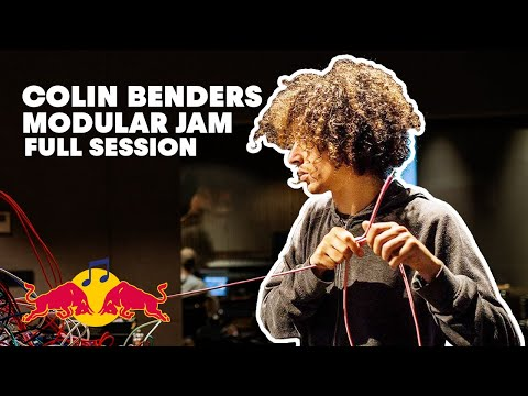 Colin Benders Live Modular Jam