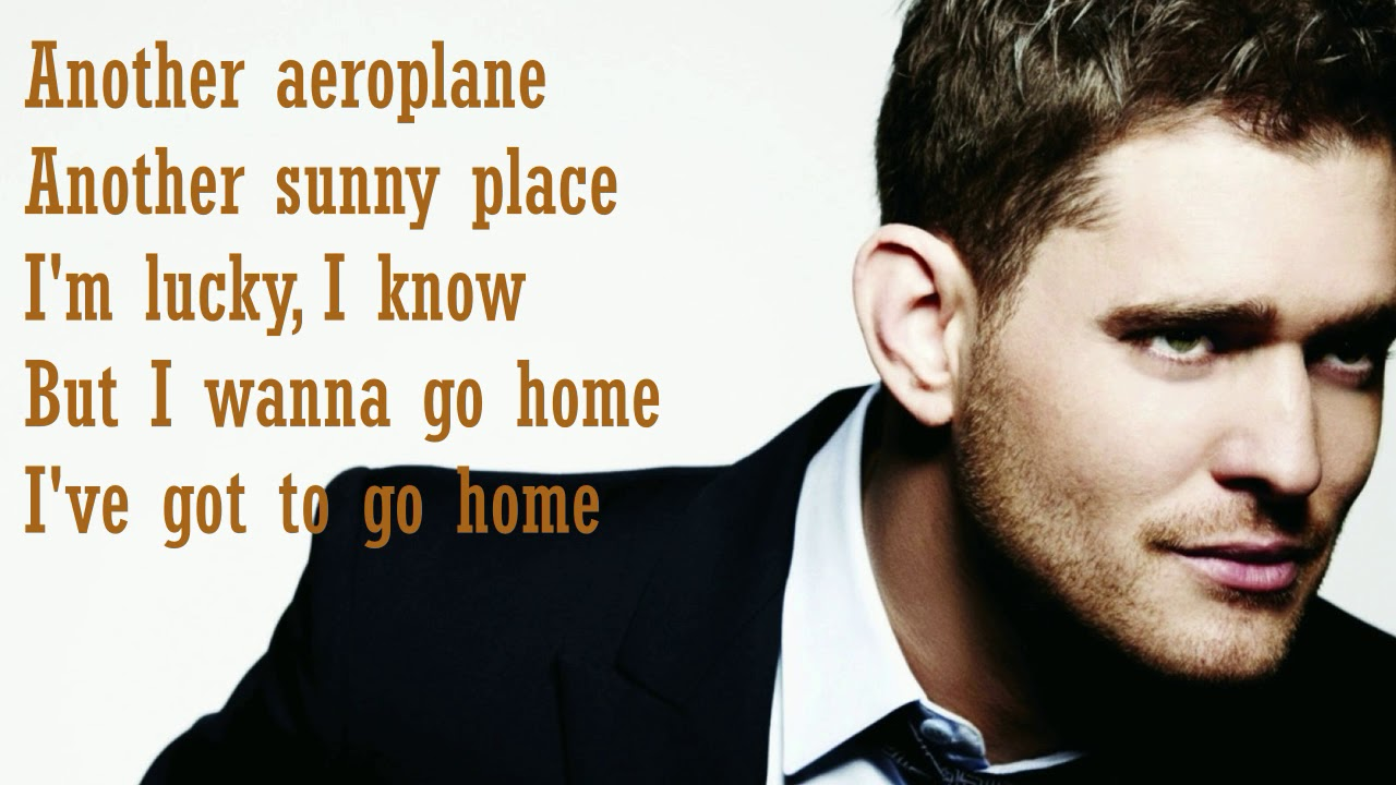 coming back home michael buble